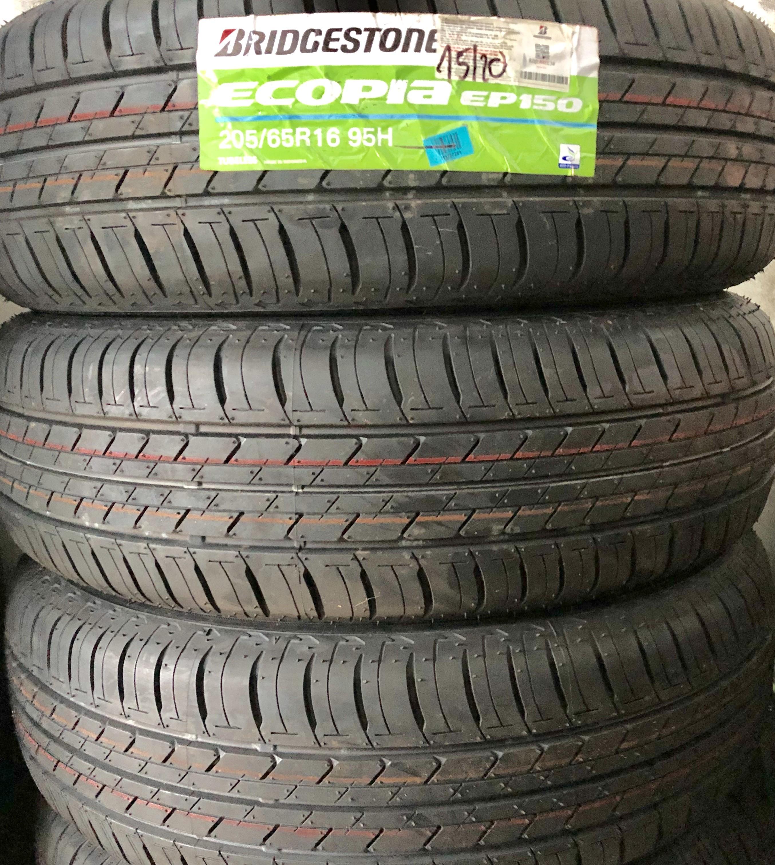 Lốp Bridgestone 205/65R16 ( Lốp xe Innova)