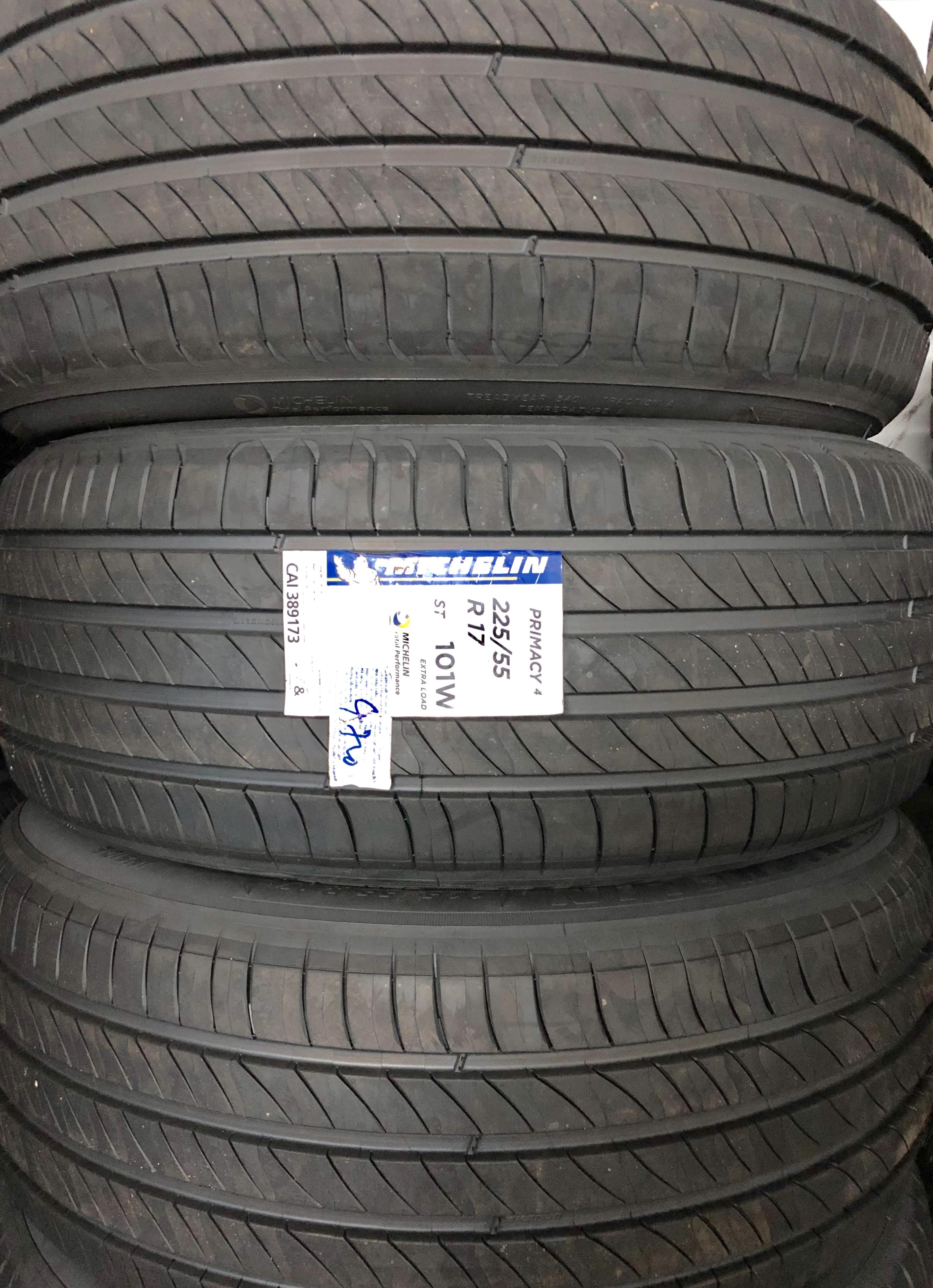 Lốp Michelin 225/55/17